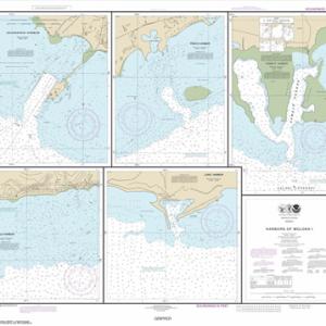19353 - Harbors of Moloka'i Kaunakakai Harbor; Pükoo Harbor; Kamalö Harbor; Kolo Harbor; Lono Harbor