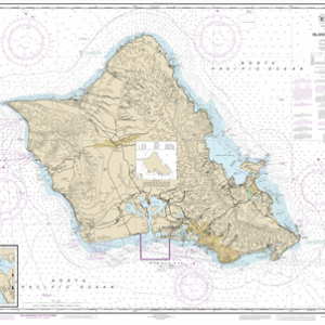 19357 - Island of O'ahu; Barbers Point Harbor