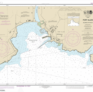 19382 - Port Allen Island of Kaua'i