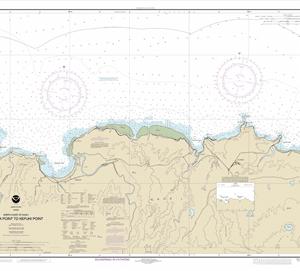 19385 - North Coast of Kaua'i Hä'ena Point to Kepuhi Point