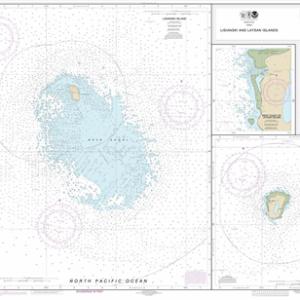 19442 - Lisianski and Laysan Island; West Coast of Laysan Island