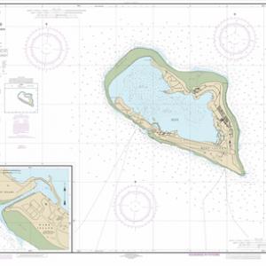 81664 - Wake Island; Wake Island Boat Basin