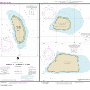 83116 - Islands in the Pacific Ocean-Jarvis, Bake and Howland Islands