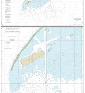 83637 - Johnston Atoll; Johnston Island Harbor
