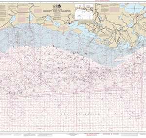 1116A - Mississippi River to Galveston (Oil and Gas Leasing Areas)