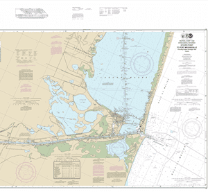 11302 - Intracoastal Waterway Stover Point to Port Brownsville, including Brazos Santiago Pass