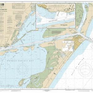 11312 - Corpus Christi Bay - Port Aransas to Port Ingleside