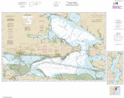 11314 - Intracoastal Waterway Carlos Bay to Redfish Bay, including Copano Bay