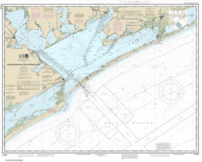 11316 - Matagorda Bay and approaches