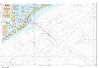 11323 - Approaches to Galveston Bay