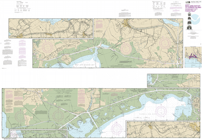 11350 - Intracoastal Waterway Wax Lake Outlet to Forked Island including Bayou Teche, Vermilion River, and Freshwater Bayou