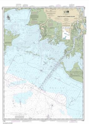 11351 - Point au Fer to Marsh Island
