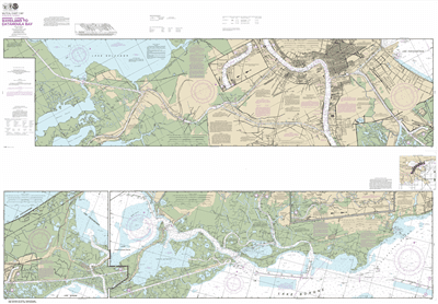 11367 - Intracoastal Waterway Waveland to Catahoula Bay