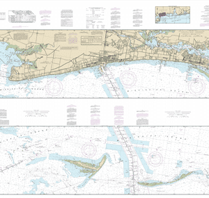 11372 - Intracoastal Waterway Dog Keys Pass to Waveland