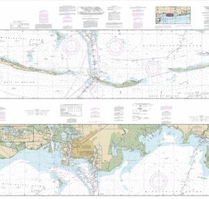 11374 - Intracoastal Waterway Dauphin Island to Dog Keys Pass