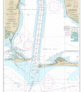 11377 - Mobile Bay Approaches and Lower Half