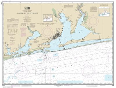 11382 - Pensacola Bay and approaches