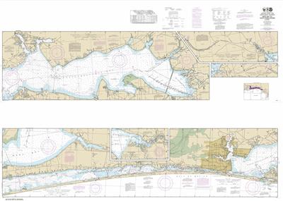 11385 - Intracoastal Waterway West Bay to Santa Rosa Sound