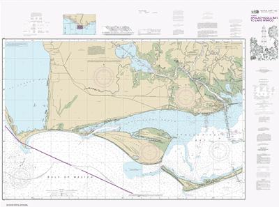 11402 - Intracoastal Waterway Apalachicola Bay to Lake Wimico