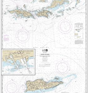 25641 - Virgin Islands-Virgin Gorda to St. Thomas