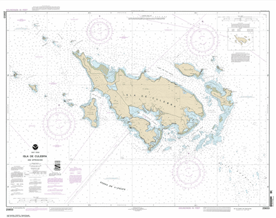 25653 - Isla de Culebra and Approaches