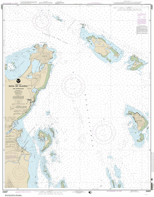 25667 - Bahia de Fajardo and Approaches