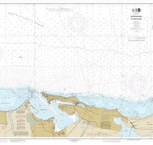 25669 - Approaches to San Juan Harbor
