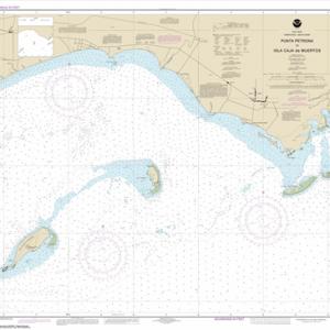 25685 - Punta Petrona to lsla Caja de Muertos