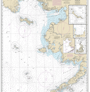 16006 - Bering Sea-eastern part; St. Matthew Island
