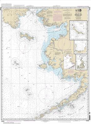 16006 - Bering Sea-eastern part; St. Matthew Island