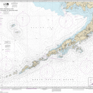 16011 - Alaska Peninsula and Aleutian Islands to Seguam Pass