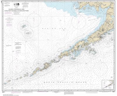 16011 - Alaska Peninsula and Aleutian Islands to Seguam Pass