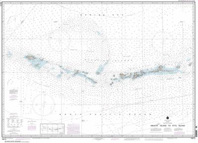 16012 - Aleutian Islands Amukta Island to Attu Island