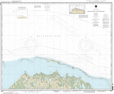 16062 - Jones Islands and approaches