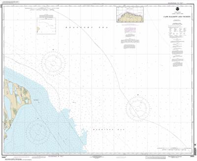 16065 - Cape Halkett and vicinity