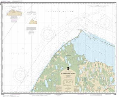 16082 - Pt. Barrow and vicinity