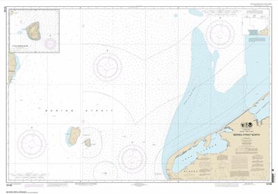16190 - Bering Strait North; Little Diomede Island - Tidelog on