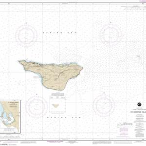 16381 - St. George Island, Pribilof Islands
