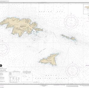 16421 - Ingenstrem Rocks to Attu Island