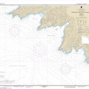 16430 - Attu Island Theodore Pt. to Cape Wrangell