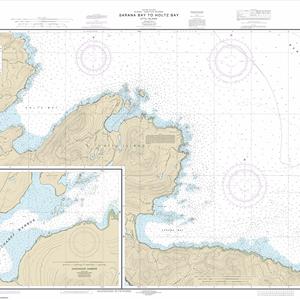 16433 - Sarana Bay to Holtz Bay; Chichagof Harbor