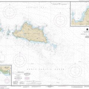 16436 - Shemya Island; Alcan Harbor; Skoot Cove