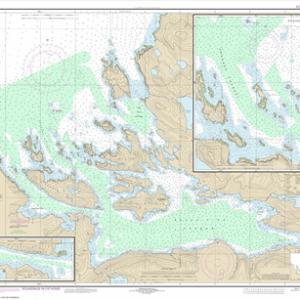16474 - Bay of Islands; Aranne Channel; Hell Gate