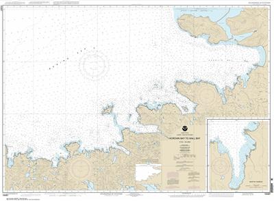 16487 - Korovin Bay to Wall Bay-Atka Island; Martin Harbor