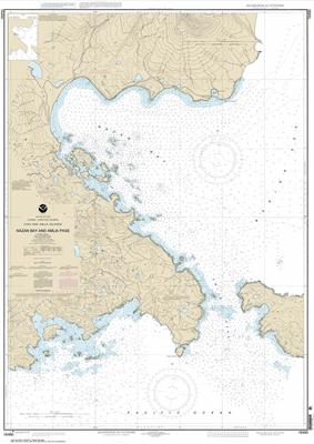 16490 - Nazan Bay and Amilia Pass