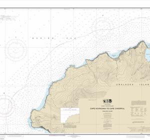 16518 - Cape Kavrizhka to Cape Cheerful