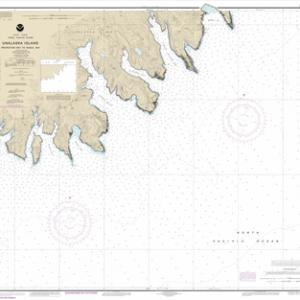 16521 - Unalaska Island Protection Bay to Eagle Bay