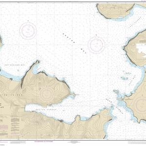 16532 - Akutan Bay, Krenitzin Islands