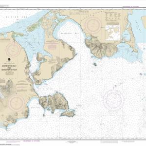 16535 - Morzhovoi Bay and Isanotski Strait