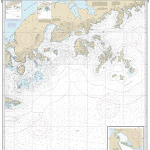 16540 - Shumagin Islands to Sanak Islands; Mist Harbor